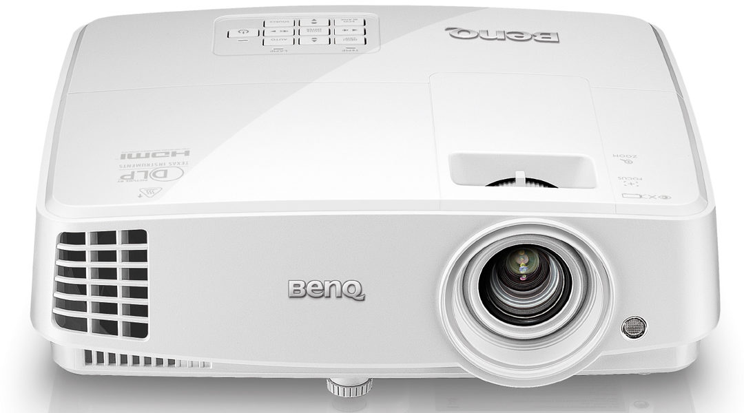 BenQ projector MH530 garandeert professionele prestaties in Full HD