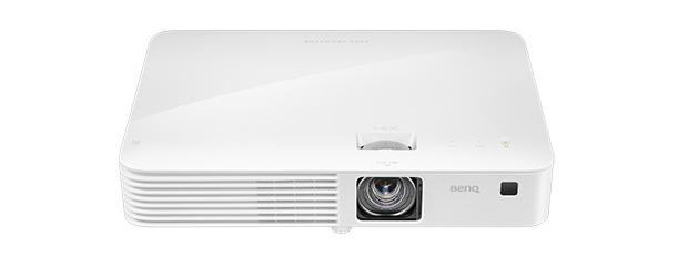 BenQ lanceert eerste portable LED projector