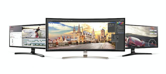 LG ultrawide monitoren – meer ruimte om meer te doen!