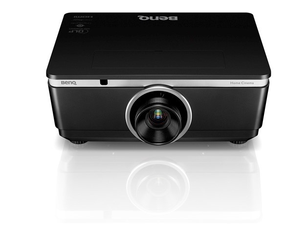 BenQ W8000 home theater projector met THX® HD-certificering