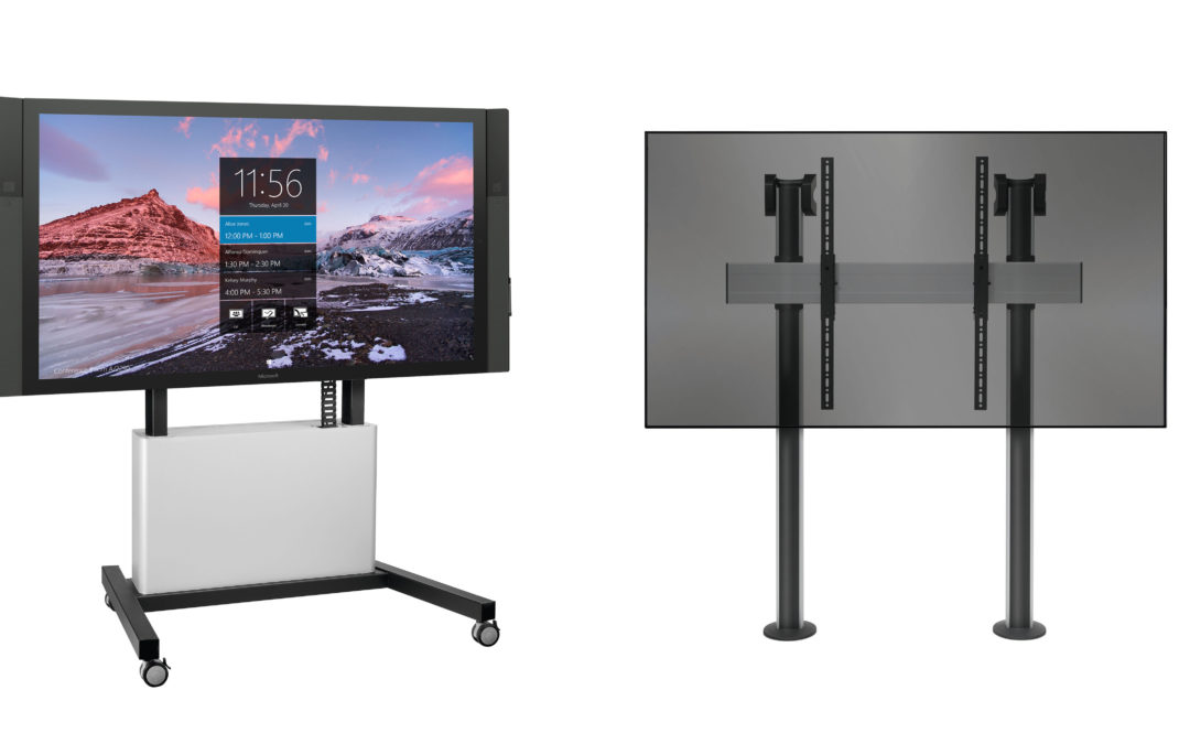 Vogel's bevestigingsoplossingen voor Microsoft Surface Hub
