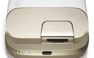BenQ introduceert Ultra Short Throw LED Projector