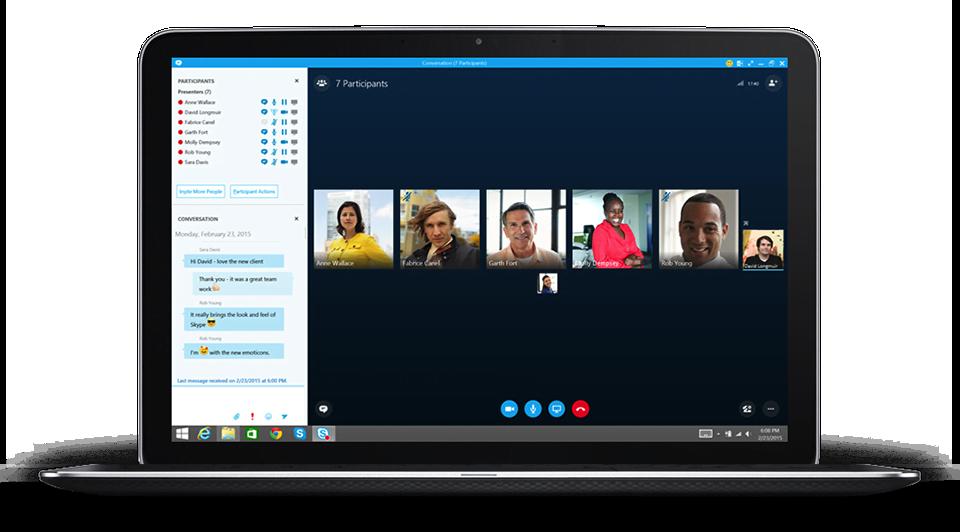 Ricoh maakt Skype for Business beschikbaar op interactieve whiteboards