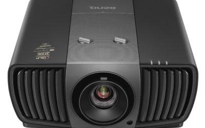 Superieure thuisbioscoop: BenQ stelt twee nieuwe 4K UHD DLP-projectoren voor