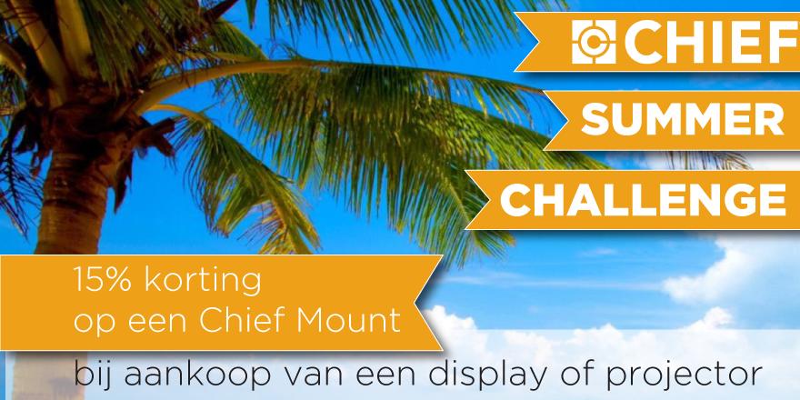 Chief summer challenge