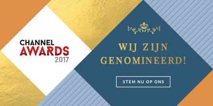 Epatra genomineerd voor de Channel Awards 2017
