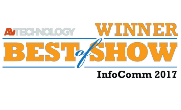 Solstice ontvangt twee InfoComm Best of Show awards