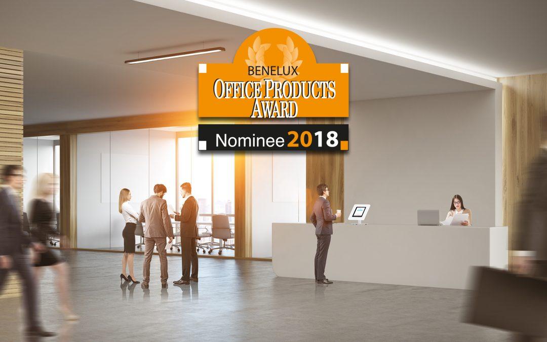 BrightBooking Digitale Receptie genomineerd voor de BOP-Awards